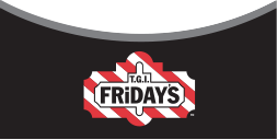 TGI Fridays Silverware Holder