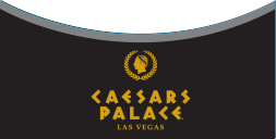 caesars palace silverware holder