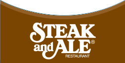 steak and ale restaurant utensil holder