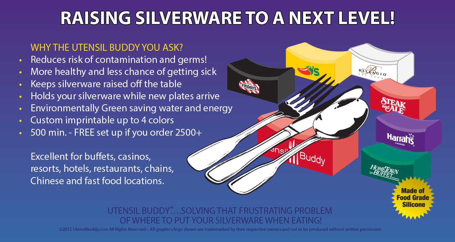 utensil buddy infomation header